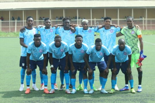Niger Tornadoes crowned NNL Champions
