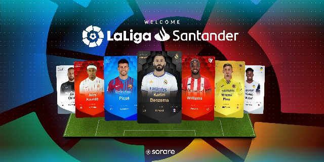 LaLiga becomes first top 5 league to sign major NFT deal