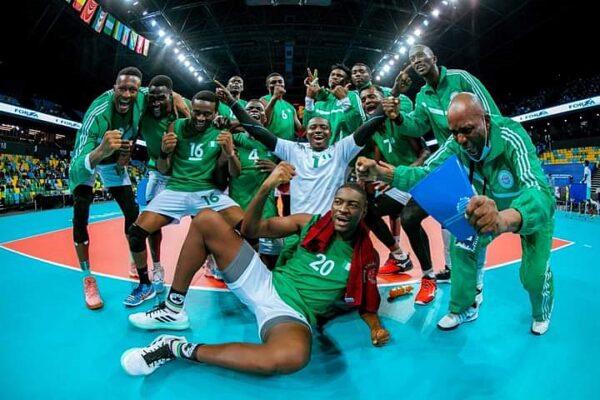 V/ball Nations Cup: Nigeria, Cameroon q/final clash
