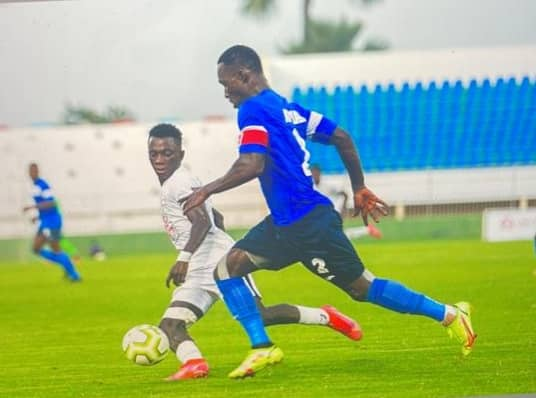 CAFCC: Enyimba win in Finidi George first game