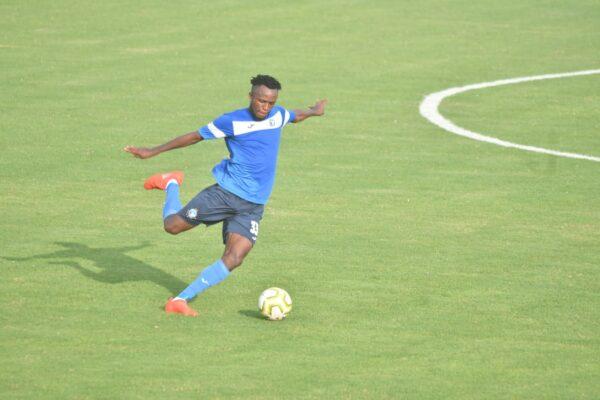 Enyimba FC defender Somiari Alalibo revels in win