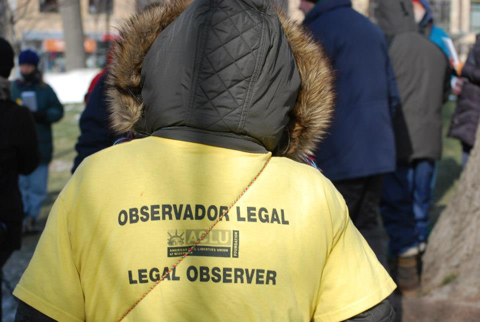 Image result for legal observers
