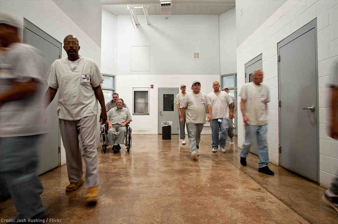 three largest mental health care providers are jails - HD 1160×768