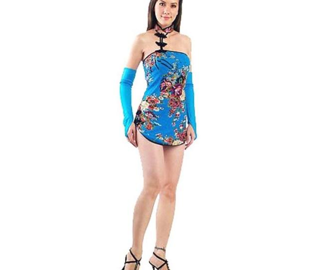 Sexy Chinese Mini Dress Asian Dresses