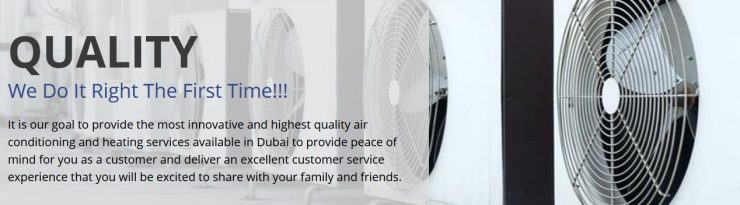 HVAC Maintenance in Dubai