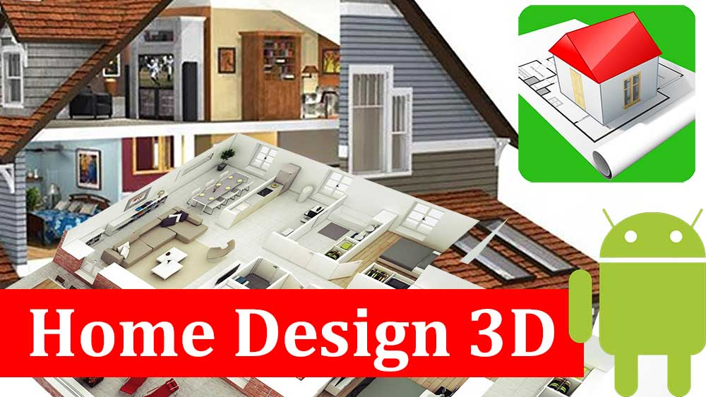With its help, any user will be able to visualize their own house or apartment in virtual form, and then have the opportunity to furnish it with furniture in accordance with your taste. Home Design 3d App For Android Free Home Design Apk