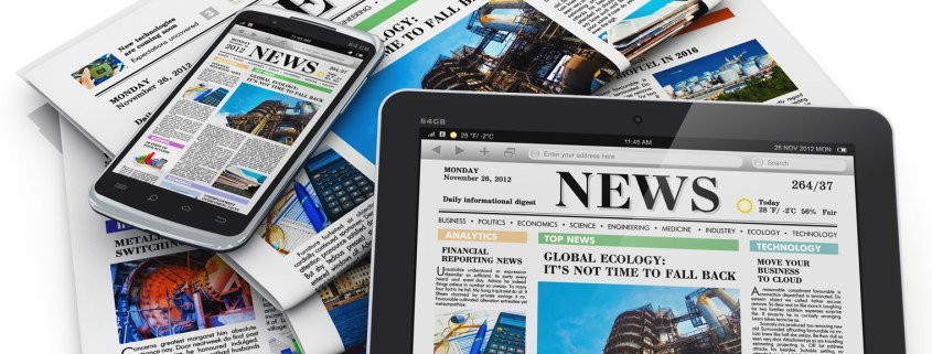 Strategies to make the news when you're not well-known