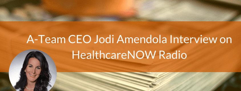 Jodi Amendola Healthcare Radio Now interview