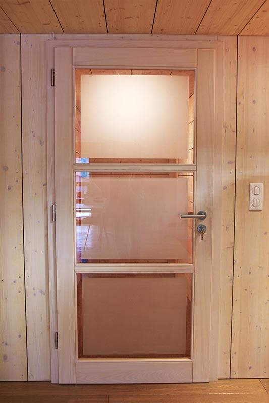 Porte Int 233 Rieure En Bois Porte Vitr 233 E En Bois Atelier