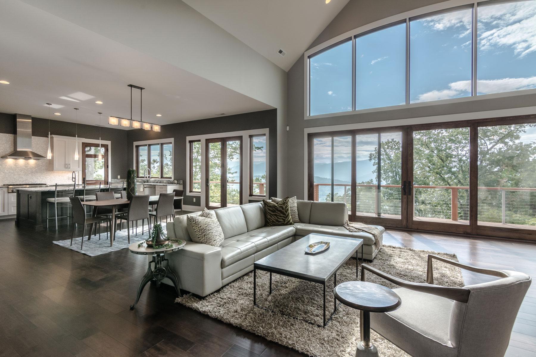 Asheville Modern Craftsman | ACM Design Architecture ... on Interior Modern House  id=59663