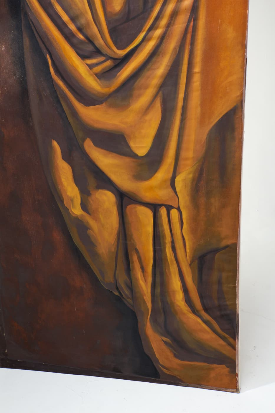 Ar001 Paul Drapery Cleared Art Painting Prop Rental Acme