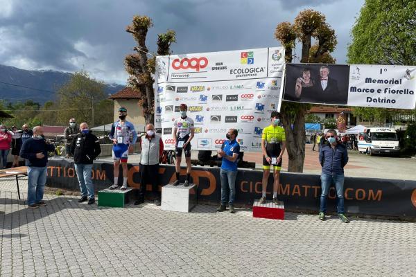 Gabriel Borre vince la Top Class Allievi di Torre Canavese