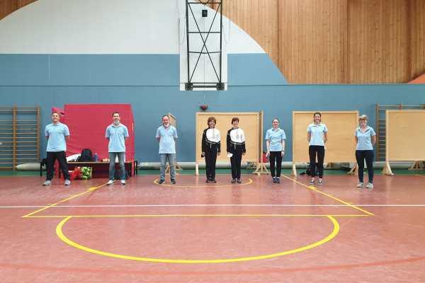 Club des Sports e FKT Salus, una collaborazione che prosegue per il bene e la salute delle ginnaste