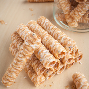 Coconut Cookie Rolls