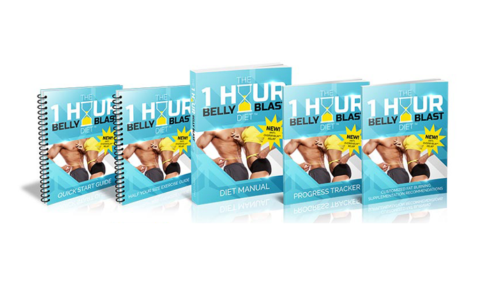 The 1 Hour Belly Blast Diet Review : Is It The Best Diet Plan To Loss Weight?