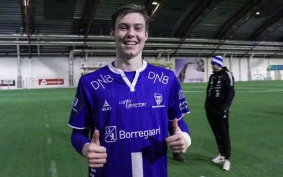 Jorgen Strand Larsen