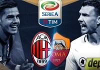 Milan-Roma, probable lineups