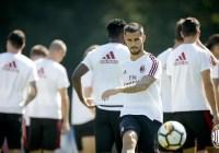 Milan vs Rijeka, the squad list