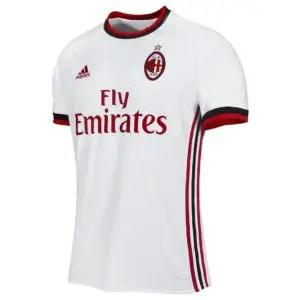 AC Milan Away Jersey Men 2017/18