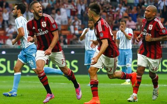 Image result for AC Milan vs Lazio