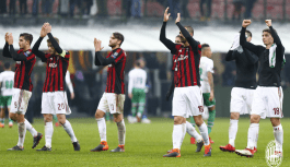 Gazzetta: Milan 1-0 Ludogorets, player ratings