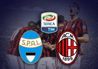 Spal vs AC Milan, probable lineups