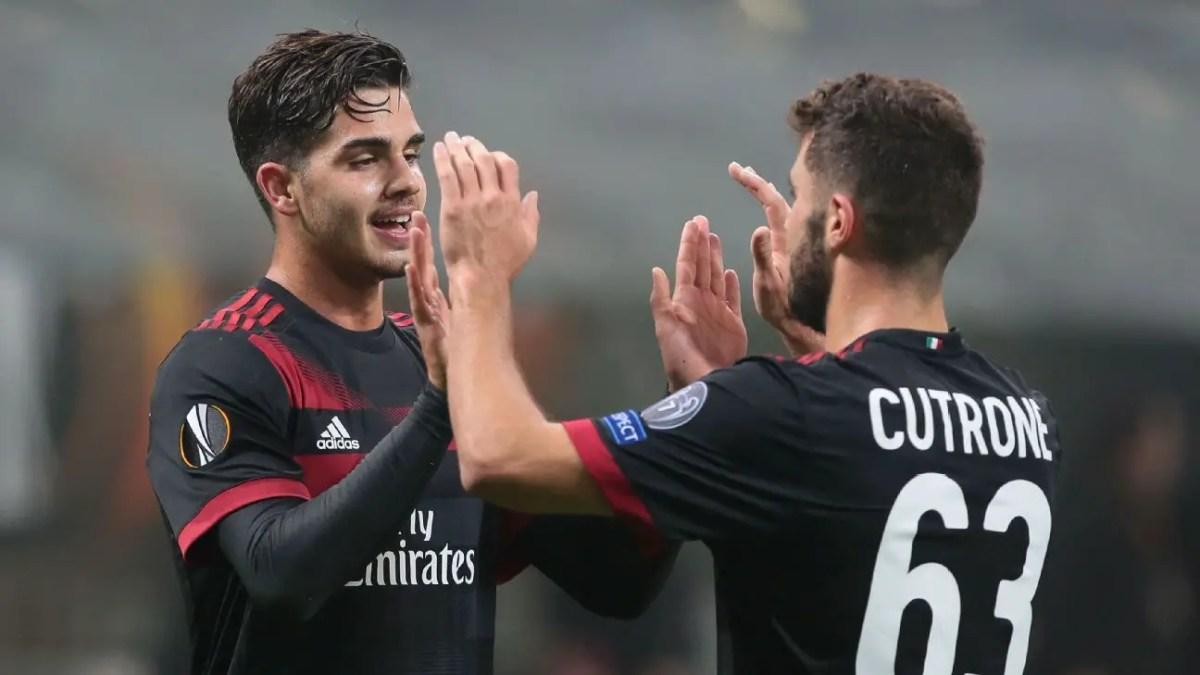 AC Milan-Ludogorets, probable lineups
