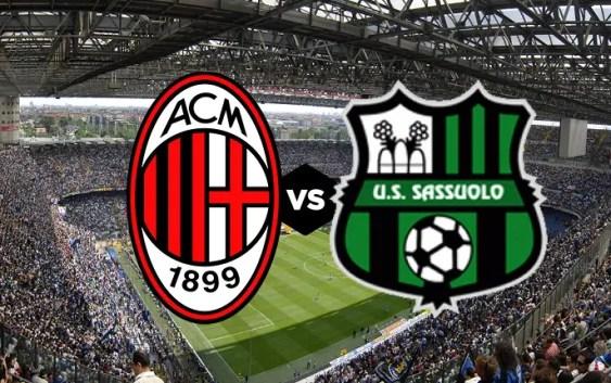 Resultado de imagen para AC Milan vs Sassuolo
