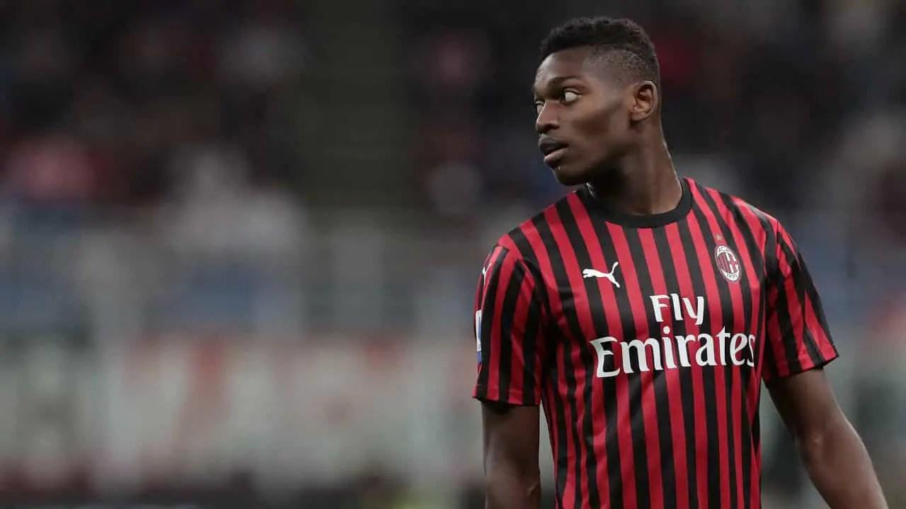 Rafael Leao's performances prove Pioli is right   AC Milan News