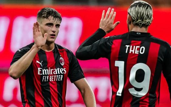 Cuatro goles y veinticuatro penales después, el Milan celebró en Europa  League | ECUAGOL