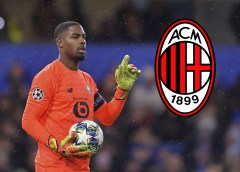 AC Milan block new goalkeeper