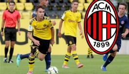 Gazzetta: AC Milan in talks to sign Dortmund wonderkid