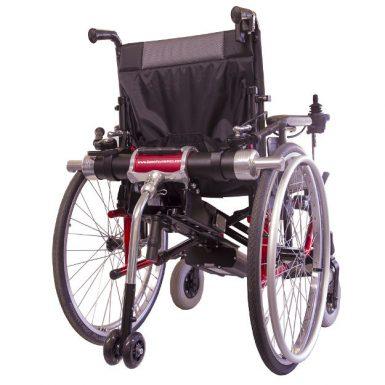 fauteuil roulant manuel transforme