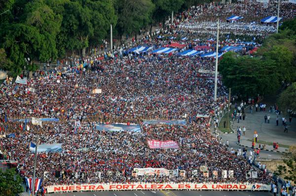 Resultado de imagen para Cuba es inspiración por sus luchas, su resistencia y unidad