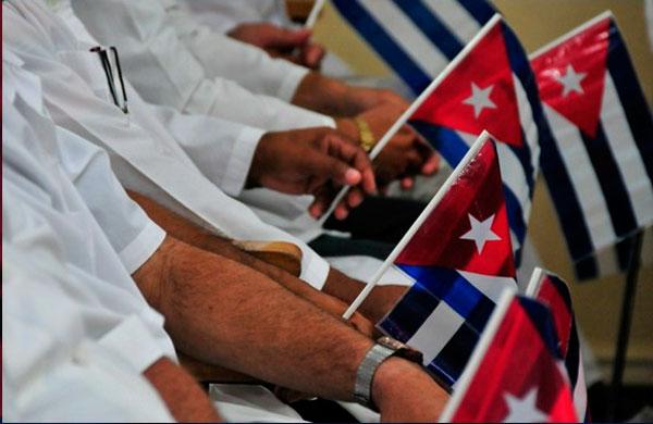 Resultado de imagen para colaboradores cubanos, acn