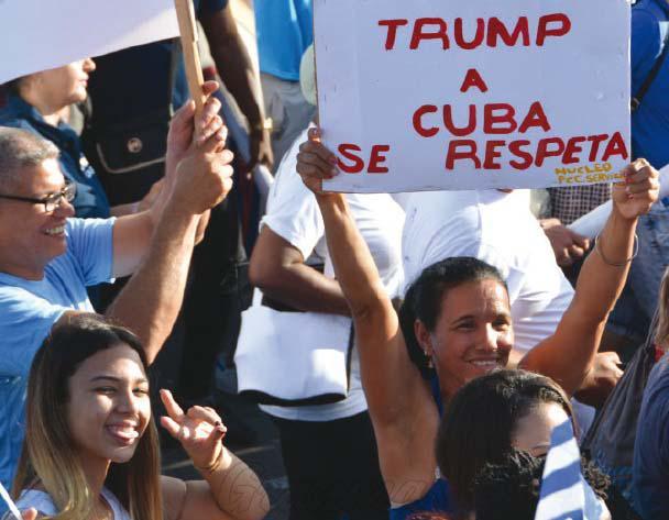 Cuba contra la Helms Burton
