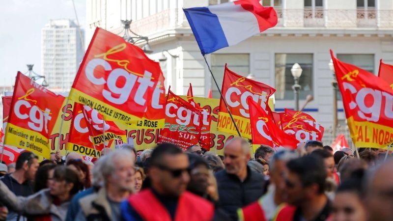 Unas 350.000 personas se movilizaron para demandar mayor poder adquisitivo, revalorización de las pensiones, justicia fiscal, entre otros.