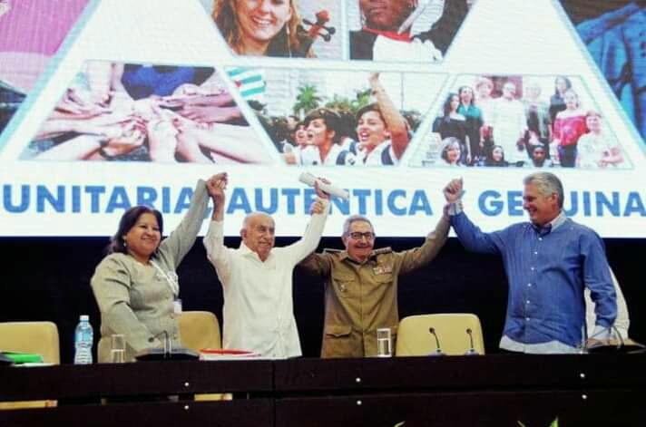 Autoridades de Cuba felicitan a las mujeres por aniversario 61 de la FMC