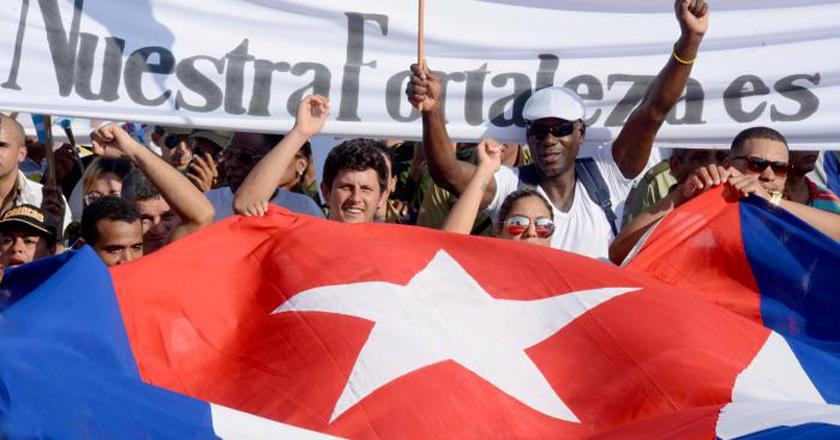 Nuestro Partido Comunista es único