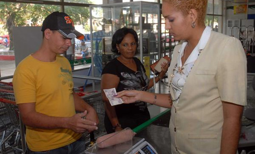 Cuban government lowers prices of household products