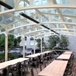 Alluring Outdoor Restaurant Patio Designs Acnn Decor