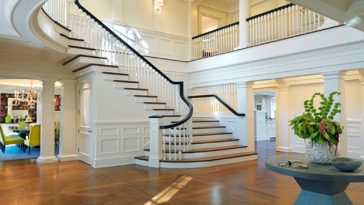 Beautiful Staircase Design Of For Duplex E Acnn Decor   Staircase Design For Duplex   Living Room   Villa   Indian   Modern   Flat