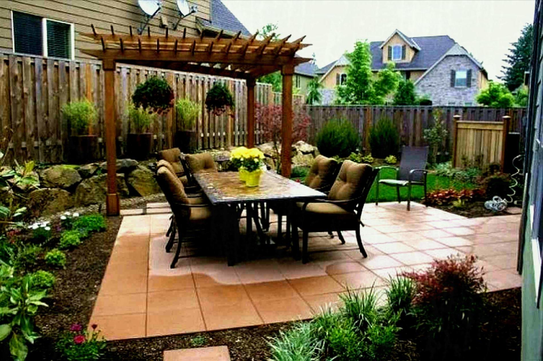 Backyard Ideas For Small Yards No Grass on Backyard Ideas No Grass  id=97648