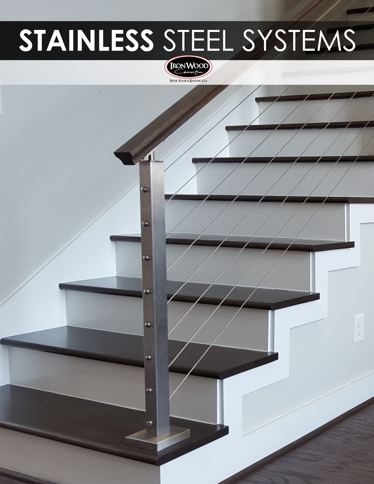 Glass And Steel Staircase Railing Of Modern Handrails Modern Stair | Stainless Steel Staircase Railing With Glass | Thin Glass | Stairway | Tempered Glass | Handrail | Banister
