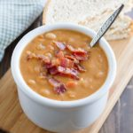 Super Quick and Easy Coal Region Bean Soup