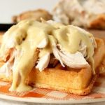 Pennsylvania Dutch/Coal Region Chicken and Waffles