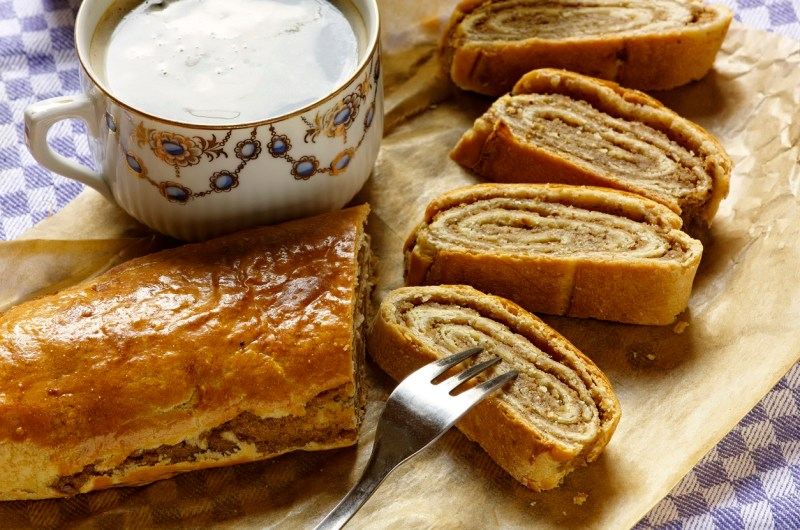 One Rise Nut Rolls (and Poppy Seed)