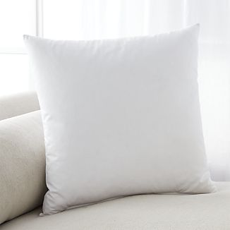 Where to Find the Best Pillow Forms/Inserts