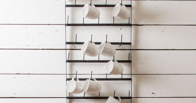 Where to Find Wire Mug Racks