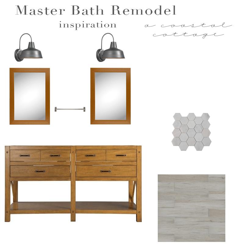 Master Bathroom Remodel Inspo